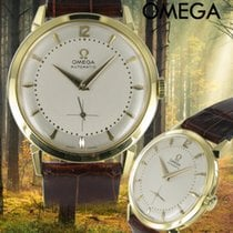 Omega Gelbgold Automatic
