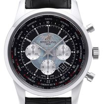 ブライトリング (Breitling) Transocean Chronograph Unitime AB0510U4.BB...