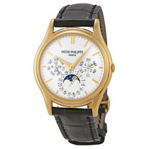 Patek Philippe Grand Complication White Dial 18kt Yellow Gold...