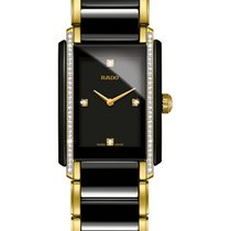 Rado Ladies R20221712 Integral Ceramic Diamonds Watch