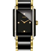 Rado R20221712 Integral Ceramic 58 Diamonds Ladies Watch