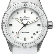Blancpain Fifty Fathoms Bathyscaphe Automatic 38mm 5100-1127-nawa