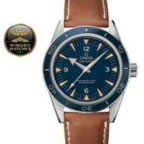 Omega - Seamaster 300 Blue Dial Automatic Titanium Men's W