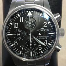 Fortis F-43 Stealth Chronograph