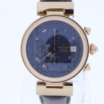 Jacques Lemans Geneve Chronograph 7750 blue dial New Old Stock