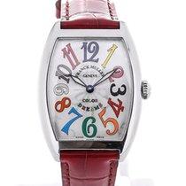 Franck Muller Color Dreams Curvex Guilloche Dial