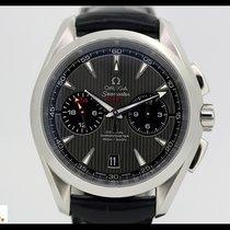 Omega Aqua Terra Seamaster GMT, Co-axial Chronometer Automatic...