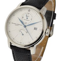 Baume & Mercier Classima Executives Power Reserve/GMT in...