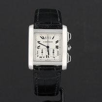 Cartier Tank Française Yearling Chrono