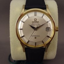 Omega Constellation Pie Pan Automatic Yellow Gold / 36mm