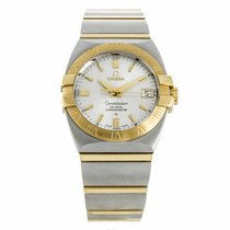 Omega Constellation Double Eagle Chronometer Watch (Pre-Owned)