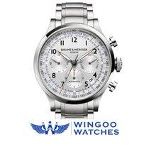 Baume & Mercier Capeland Chronograph Watch Ref. M0A10064