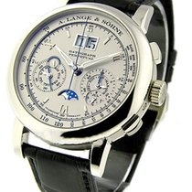 A. Lange & Söhne Datograph Perpetual Mens Mechanical in...