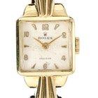 Rolex Precision Vintage Collectible Ladies Watch 8000 18k...