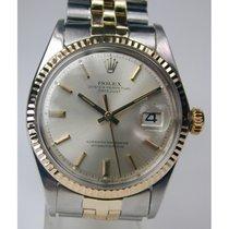 Rolex , Oyster Perpetual, Chronometer, Edelstahl/ Gold, von 1969