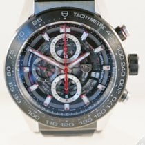 TAG Heuer Carrera Calibre Heuer 01 Skeleton Chrono - CAR2A1Z.F...