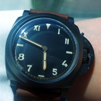 Panerai Luminor 3 Days Titanium DLC Special Edition 300 PCS...
