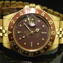 Rolex Gmt Master I Ref. 1675 Oro Giallo Occhio Di Tigre