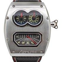 Azimuth Sp-1 Mechanique Mr Roboto Mkii Mr2 Auto Watch Gmt Mid...