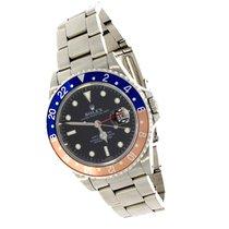 Rolex GMT Master rot blau Pepsi 16700