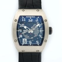 Richard Mille White Gold Skeleton Automatic Watch Ref. RM005
