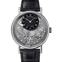 Breguet 5057 La Tradition 40mm Skeleton Strapwatch