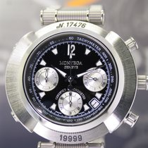 Montega Ronaldo R-9 Chronograph selten massiver Chronometer TEST