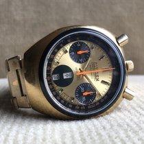 Citizen BULLHEAD Chronograph Automatic 23 jewels Gold colour