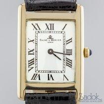 Baume & Mercier Vintage 14k Yellow Gold 23.5mm Manual...