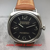 Panerai Radiomir Black Seal PAM183 45mm winding Steel Full set