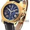 Breitling Chronomat Evolution / Rose Gold