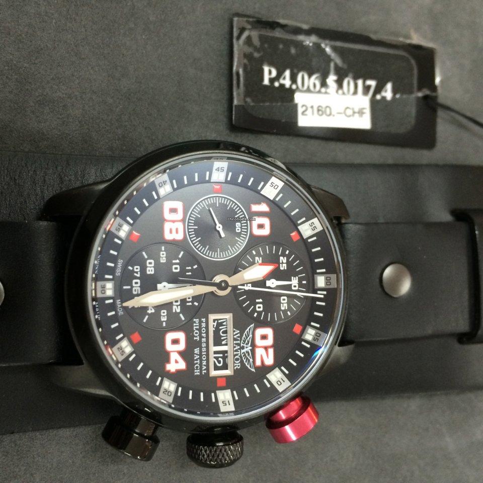 2004 aviator  aviator automatique chrono