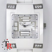 Technomarine SQUARE Diamonds Ceramic Men's