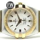 Omega Constellation Double Eagle Mother of Pearl Dial