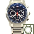 Porsche Design P6612 Dashboard ptc chrono titanium bracelet...