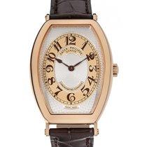 Patek Philippe 5098R-001 Gondolo 32 x 42mm Gold Guilloche...