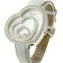 Chopard Happy Spirit in White Gold with Diamond Bezel