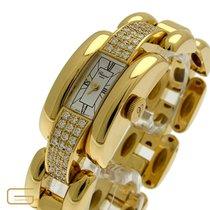 Chopard La Strada 18K.Gold mit Brillanten Ref.416717