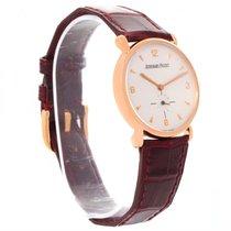 Audemars Piguet Vintage 18k Rose Gold Round Limited Edition Watch