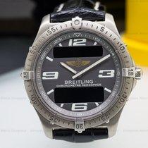 Breitling Aerospace Titanium Grey Dial