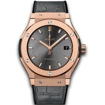 Hublot Classic Fusion Racing Grey King Gold 45 mm