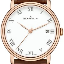 Blancpain Villeret 8 Days Automatic 42mm 6630-3631-55b