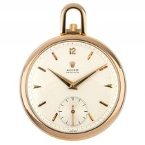 Rolex Taschenuhr Precision 18kt Gelbgold Handaufzug Chronomete...