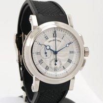 Breguet Marine Chronograph White Gold 5827