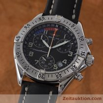 Breitling Transocean Yachting Shark Chronograph Herrenuhr...