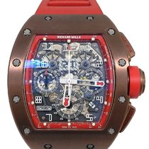 Richard Mille RM 011 Bronze Red America Limited Edition