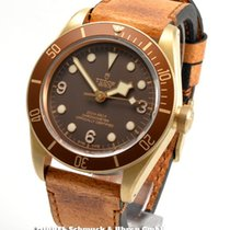 Tudor Heritage Black Bay Bronze - LC100