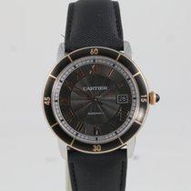 Cartier Ronde Croisiere Steel/Gold 42mm New/Unworn