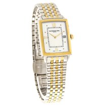 Raymond Weil Tradition Ladies MOP Two Tone Swiss Quartz Watch...