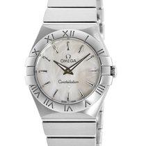 Omega Constellation Women's Watch 123.10.27.60.05.001